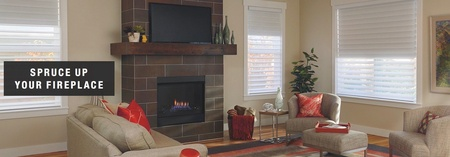 Ideas for Remodeling and Decorating Your Fireplace