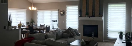Pirouette Blinds & Shades