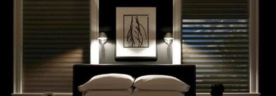 Sleep well with blackout shades