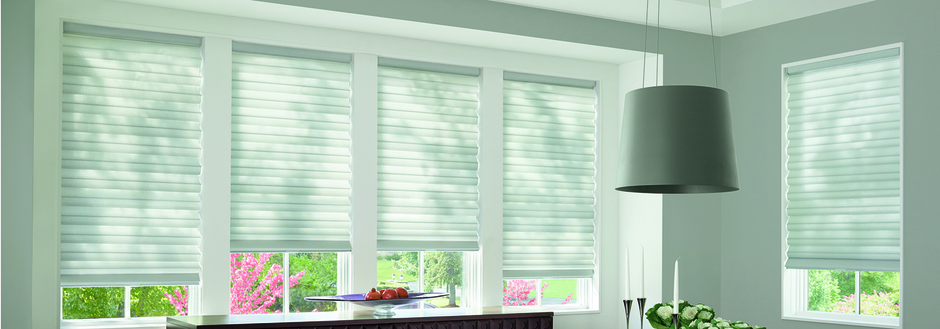 The softer side of blinds, Solera Soft Shades