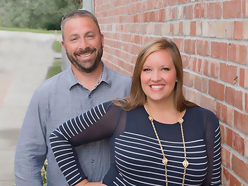 Chris and Ashley Goering | BrightLine Custom Blinds | Grimes, IA
