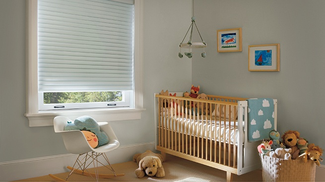 Window Treatments for Nurseries and Kids Rooms