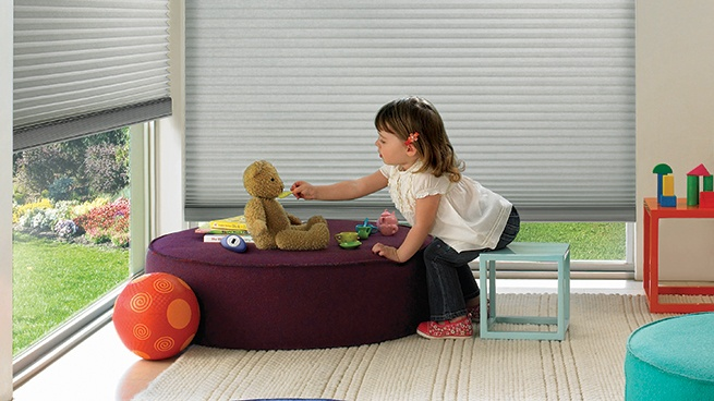 Child and Pet Safe Window Treatments